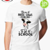 Born to raise cows forced to go to school shirt