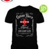 Captain Pierce mash 4077 original swamp gin shirt