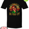 Drop Dead Fred we're grown ups now so piss off vintage youth tee shirt