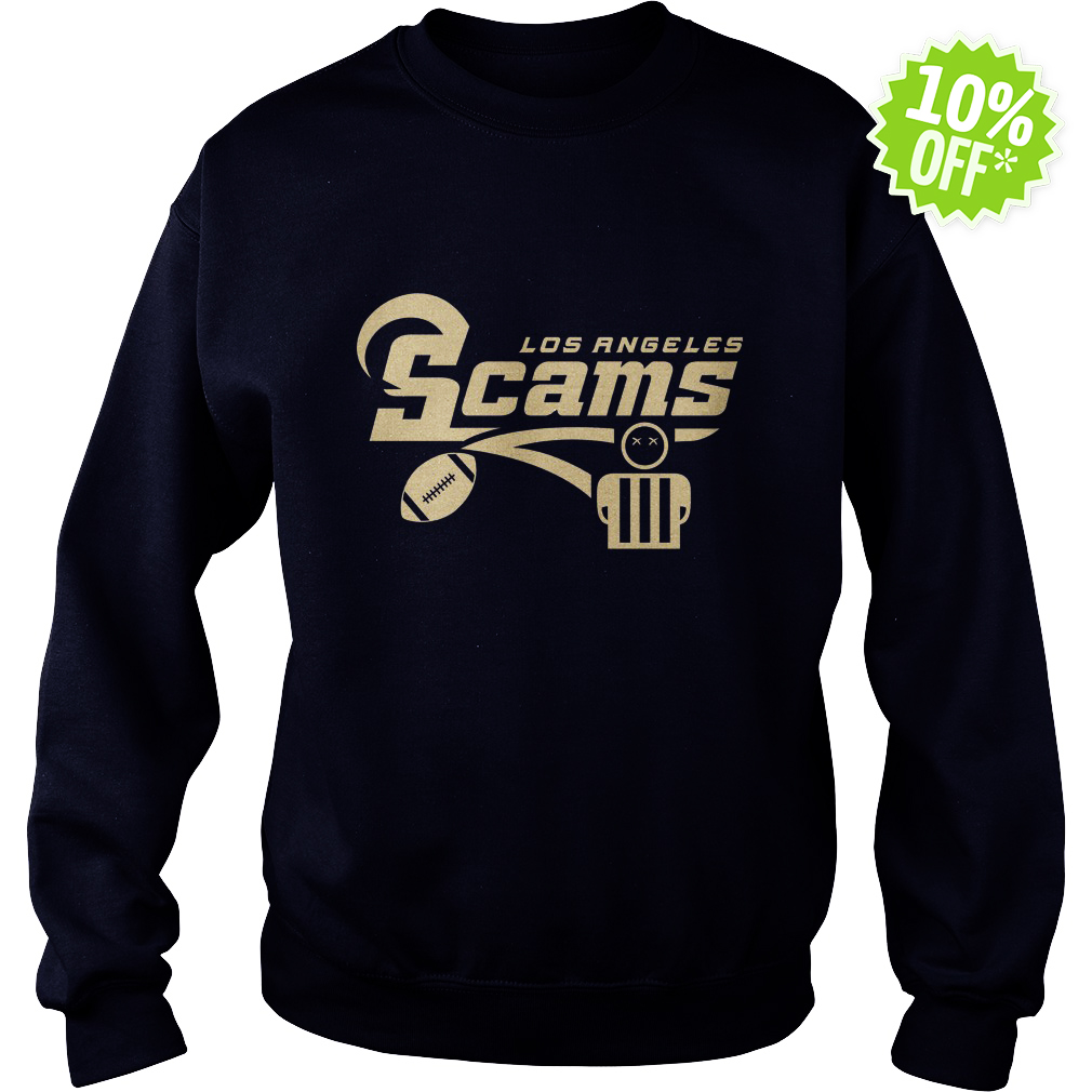 Los Angeles Scams sweatshirt