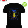 Pete the Cat I've grooved my way to the 100th day shirt