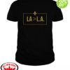 Saints LA Greater-than L.A shirt