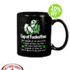 St Patrick's Day cup of fuckoffee mug