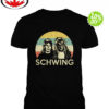 Wayne and Garth Schwing shirt