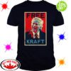 Free Kraft Robert Kraft Patriots shirt