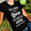 I'm a bitch I'm a lover I'm a crazy ass mother shirt