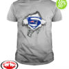 New England Patriots Inside Football Team shirt