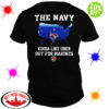 The Navy kinda like uber but for Marines shirt
