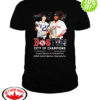 Tom Brady and Ortiz Patriots Boston City of champions Super Bowl LIII shirt