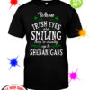 When irish eyes are smiling they're usually up to Shenanigans shirt