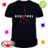Air Jordan Deadpool Basketball shirt