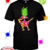 Dabbing Pineapple Sunglasses shirt
