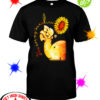 Elephant Sunflower You Are My Sunshine shirt