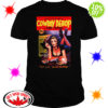 Faye Valentine Smoking Cowboy Bebop Pulp Fiction See You Space Cowboy shirt