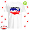 Hands Across America May 25 1986 shirt