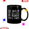 Hell Hath No Fury Like A Pissed Off Redhead With A Temper Mug