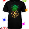 Pineapple sloth shirt