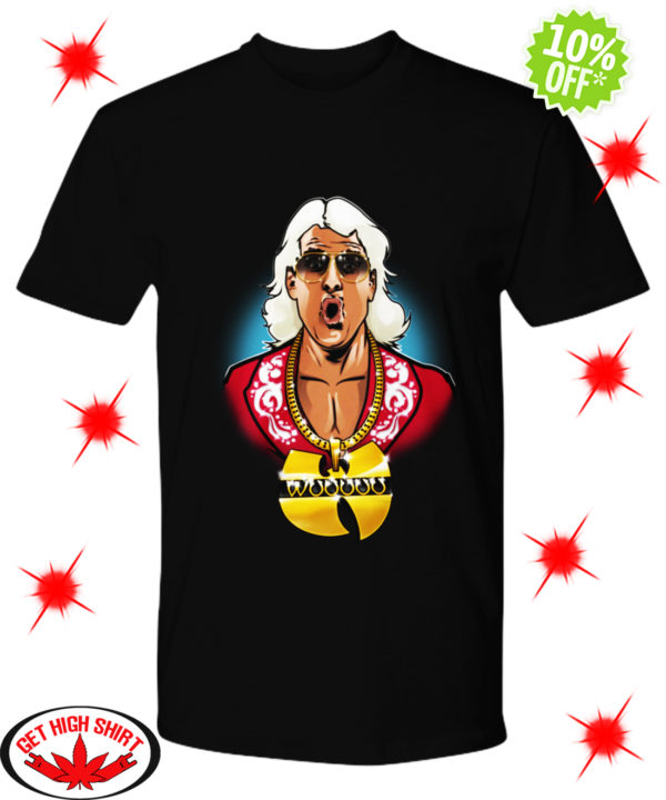 Ric Flair Wu Tang shirt