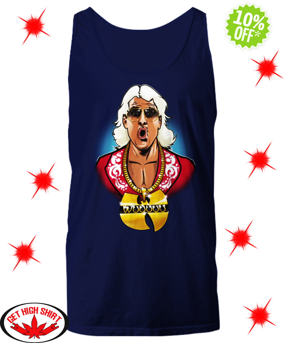 Ric Flair Wu Tang tank top