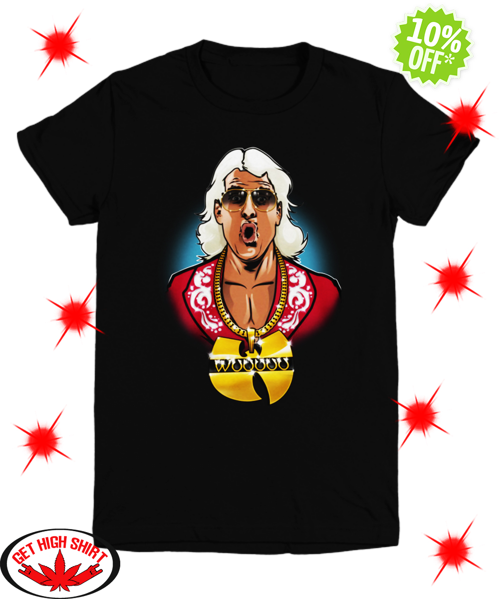 Ric Flair Wu Tang youth tee