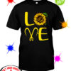 Sunflower Love Fishing shirt