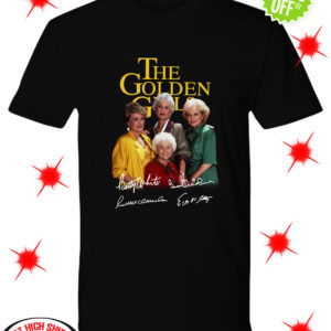 The Golden Girls Autographed shirt
