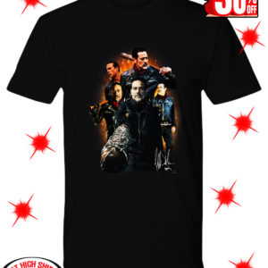 The Walking Dead Negan Signature shirt