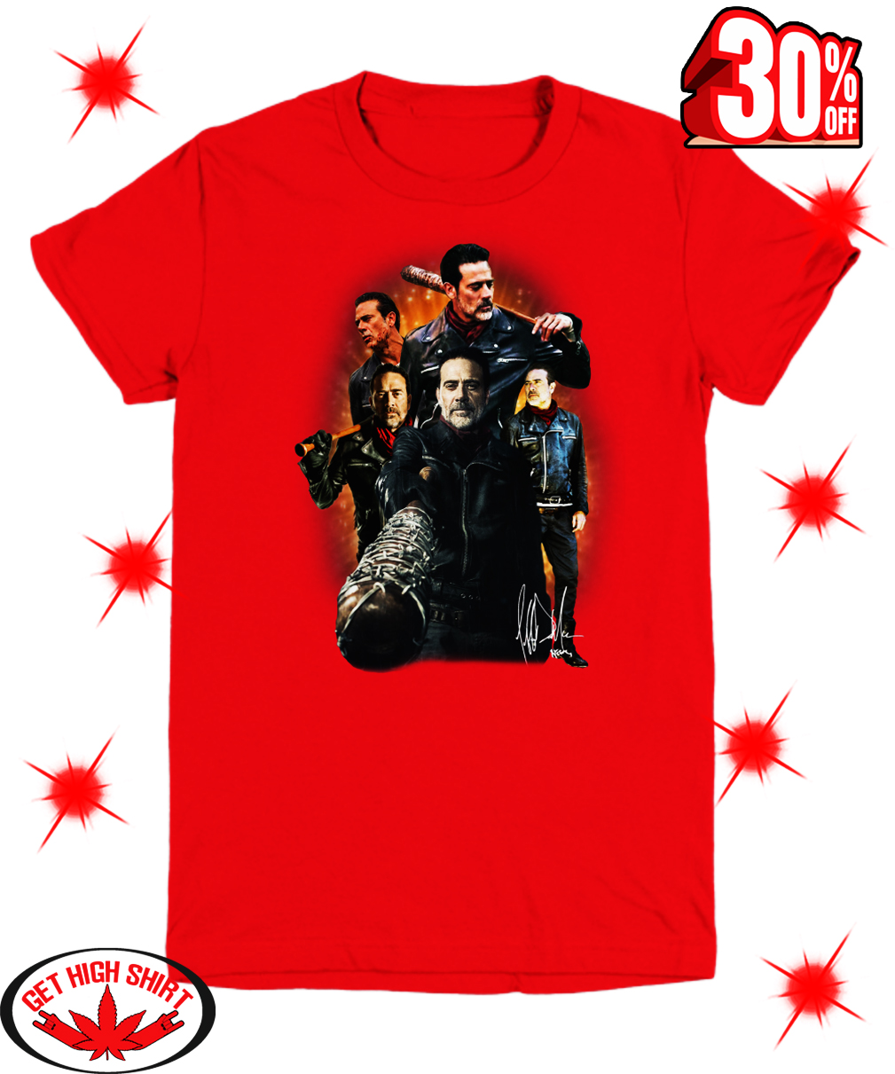 The Walking Dead Negan Signature youth tee