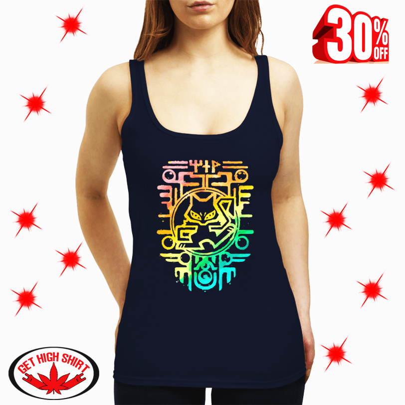 Ancient Mew Card Reverse tank top