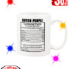 Dutch People Nutritional Facts Mug