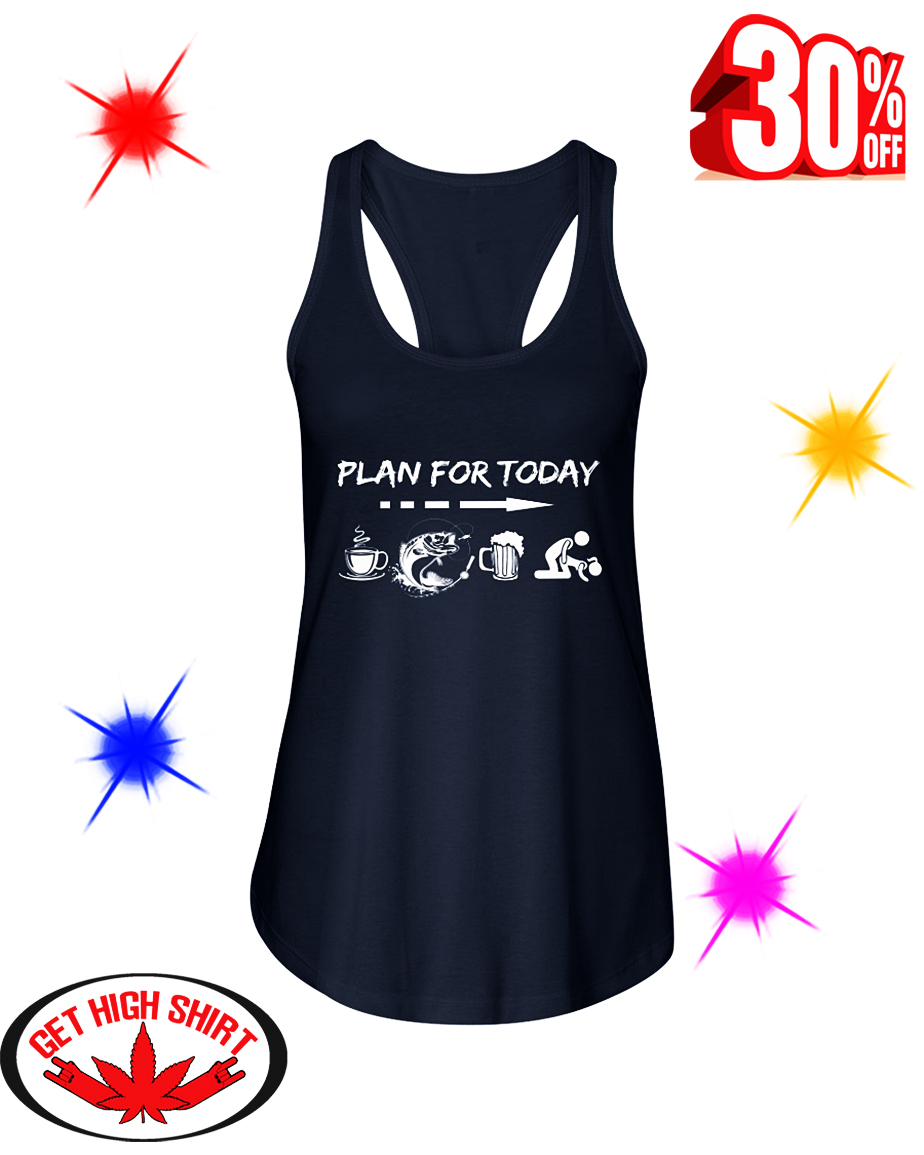 Fisher Plan For Today flowy tank