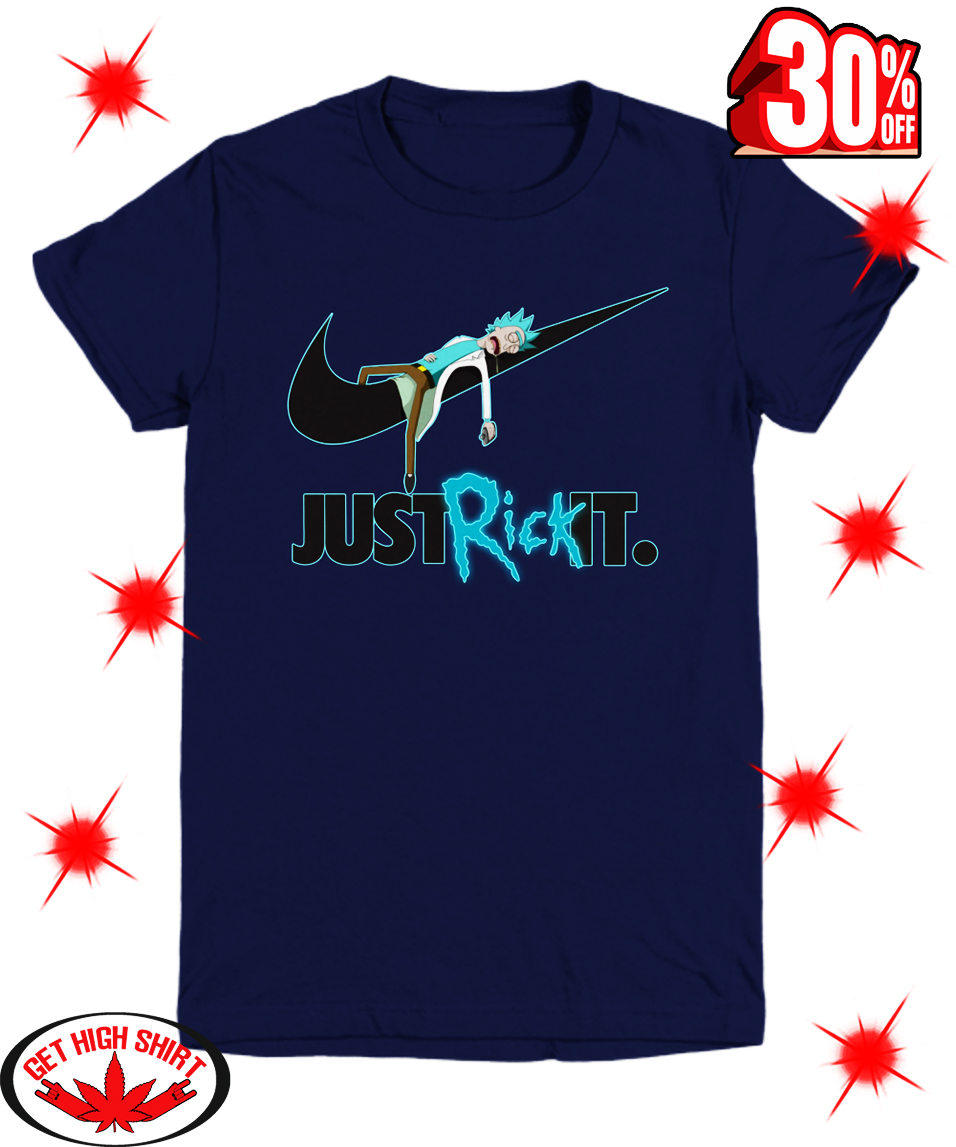 Just Rick It youth tee