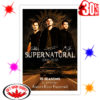 Supernatural 15 Year Anniversary Signature Poster