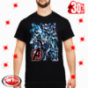 Uniform Avengers Suits Endgame shirt