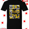 Wu tang clan weaponry shirt