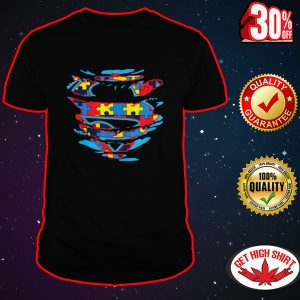 Autism Superman shirt