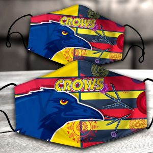 Crows face mask
