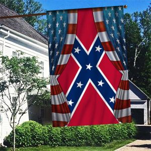 Southern Confederate States of America Flag - Picture 1